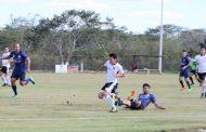 Los Halcones rescatan un punto y los Potros golean en la Liga Estatal de fútbol
