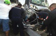 Dos turistas franceses mueren en un accidente, en la vía Río Lagartos-Las Coloradas
