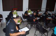Agente de la SSP lleva droga a la academia de policía de Mérida